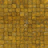 grunge tile mosaic wall floor orange yellow