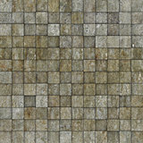 grunge tile mosaic wall floor gray