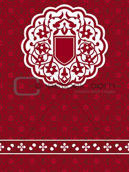 Arabic postcard