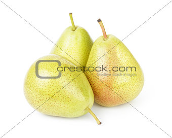 three williams pears