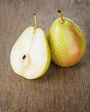 ripe williams pears