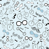 texture bikes and glasses