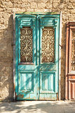 old door in jersusalem israel