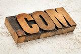 dot com internet domain