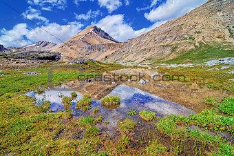 Cique Peak & Dolomite Pass