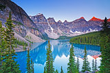 Moraine Lake tranquility