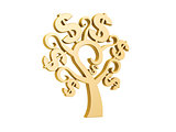 golden dollar tree
