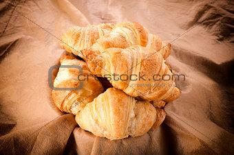 Little croissants
