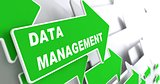Data Management. Internet Concept.