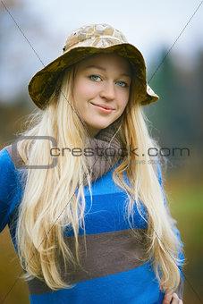 Fisherwoman Portrait