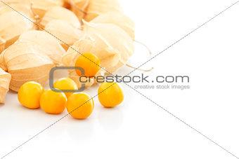 Cape gooseberry (physalis)