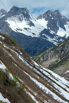 Alpine view (Vorarlberg,Austria)