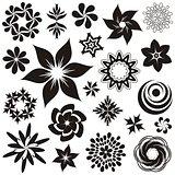 Flower symbols