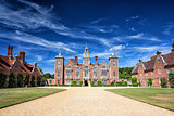 The famous Blickling Hall in England