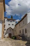 Albaicin courtyard