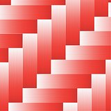 red parquet background