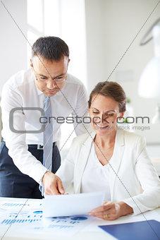 Explaining document