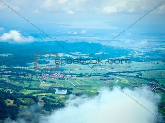 Bavaria from above