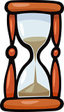 hourglass clip art cartoon illustration