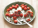 roasted vine red cherry tomatoes