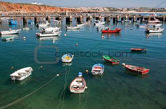 Fishing Port at Sargres, Portugal