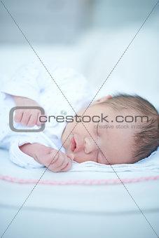 Sweet Baby Girl Sleeping
