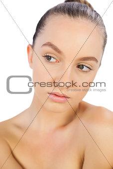 Attractive model posing