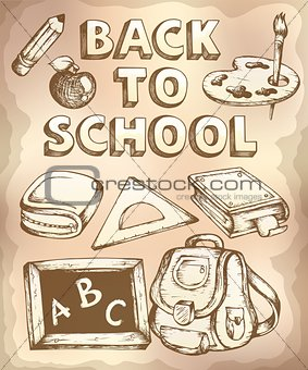 Back to school topic 4