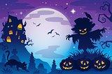 Halloween theme image 8