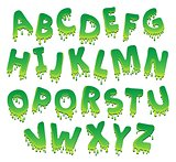 Image with alphabet theme 9