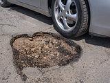 Pothole avoidance