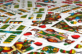 Hungarian playing cards