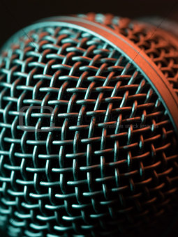 Vocal microphone macro