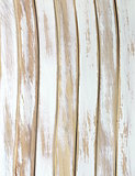 Wood plank white old texture background