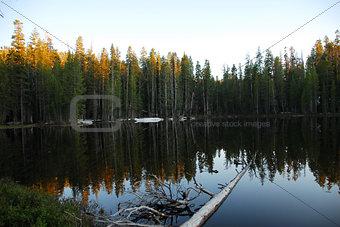 yosemite lake california