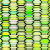 abstract green yellow backdrop fragmented