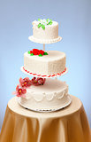 Wedding cakes models