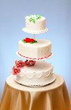 Wedding cakes models