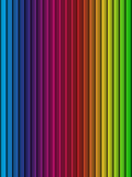 Vector - Rainbow Background Seamless Colorful Stripe Vector