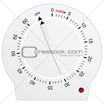 Timer for 60 seconds