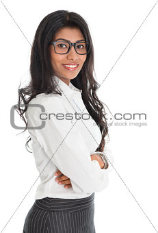 African American businesswoman portrait