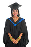 Indian university student