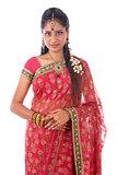 Indian woman portait