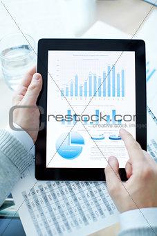 Analyzing document