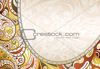 Abstract Curve Frame