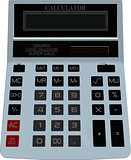 Electornic calculator