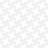 Vector abstract background - seamless 8-bit pattern