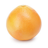 ripe whole orange grapefruit