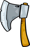 axe clip art cartoon illustration