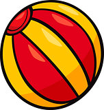 ball clip art cartoon illustration